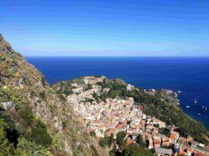 Castelmola and Taormina private tour