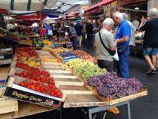 Ortygia's market