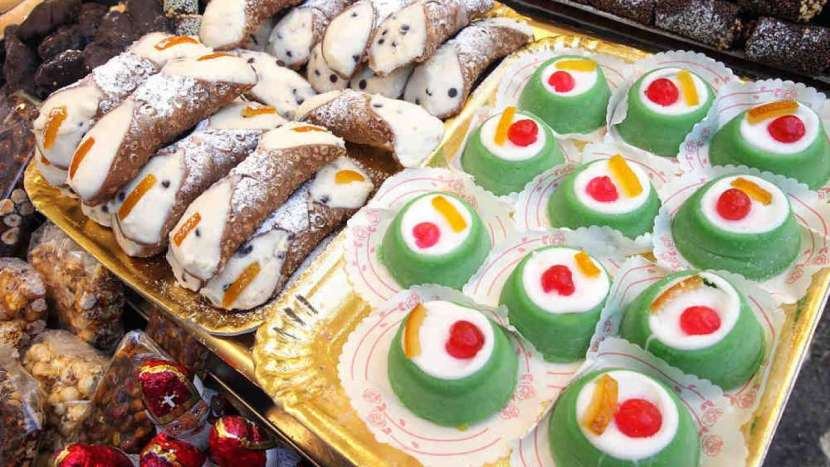 The greatest contribution to Sicilian cuisine came from three populations: Arabs, French, and Spanish. Many delicius dishes have been created by Sicilian..