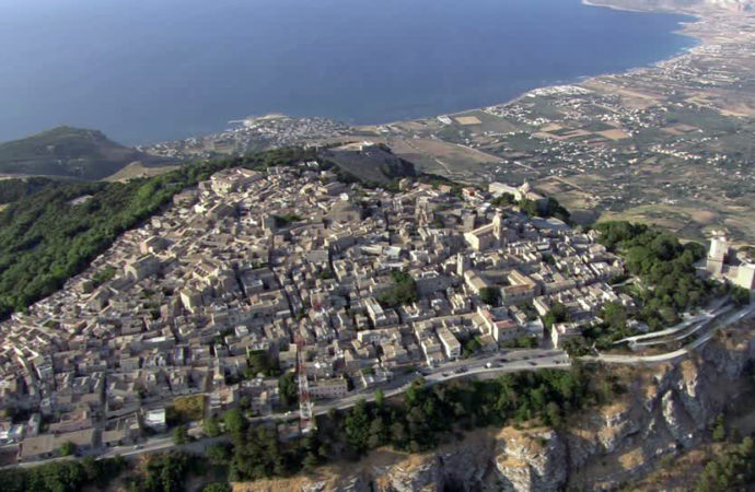 Medieval town of Erice - Highlights tour of Sicily