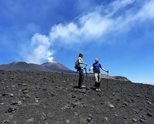 etna hiking tour