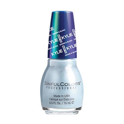 Sinful Colors Kylie Jenner Acid Wash Nail Polish