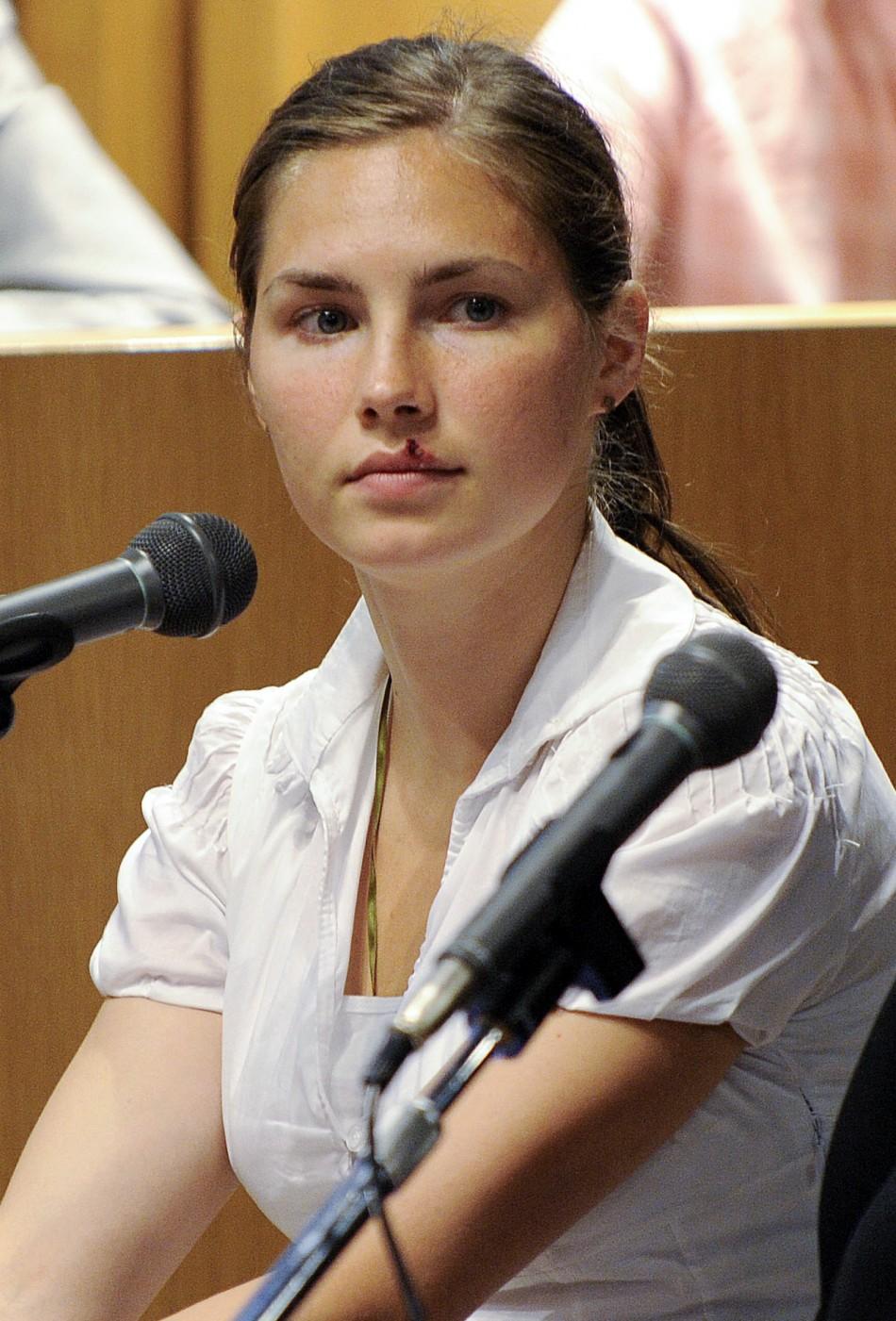 Amanda Knox And Ex Boyfriend Guilty Of Meredith Kercher