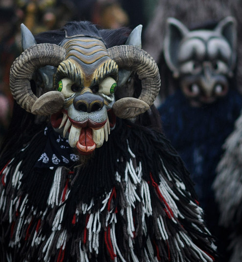 Incredibly Dark Photos From A German Pagan Festival Sick