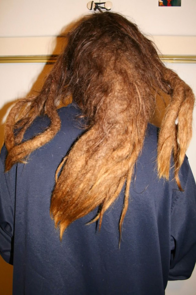 The Most Disgusting Hairstyle In The Universe The Mono