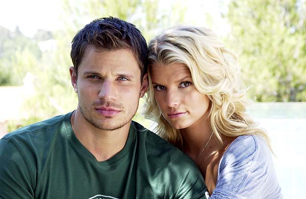 Image result for Newlyweds old show jessica simpson nick lachey