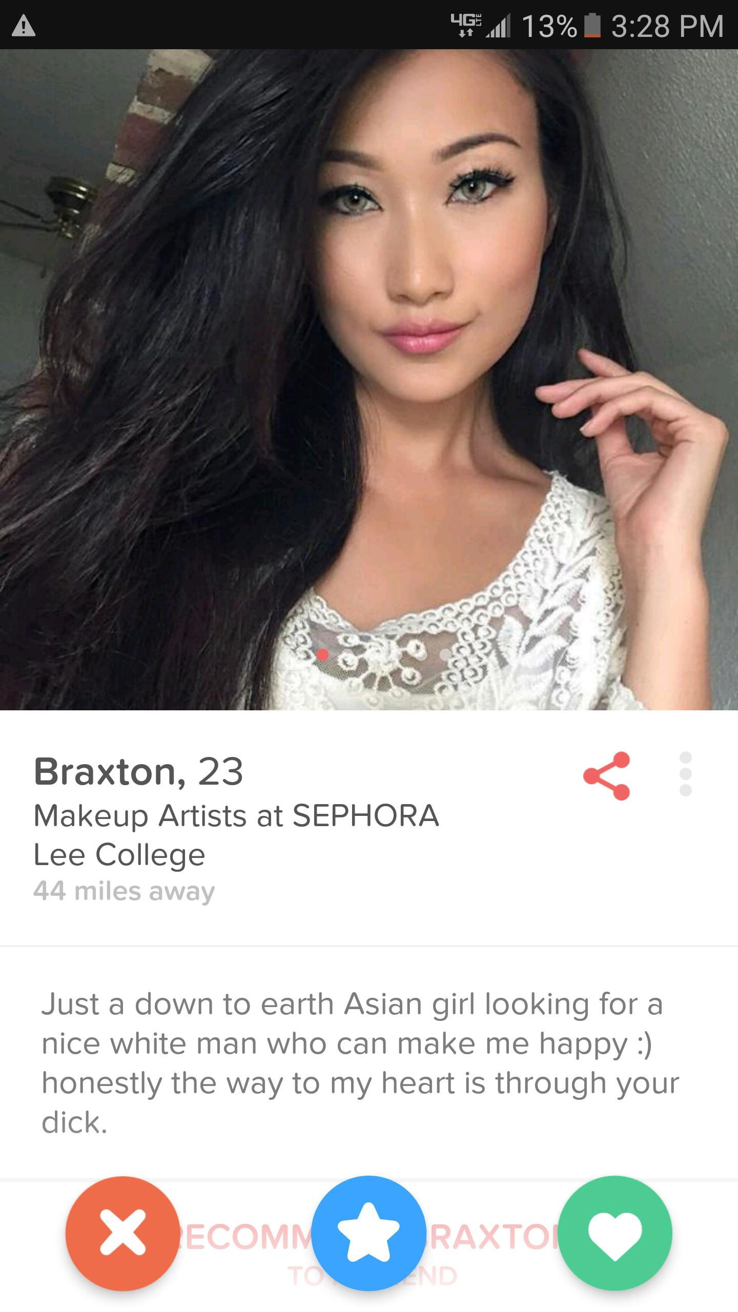 The BestWorst Profiles Amp Conversations In The Tinder