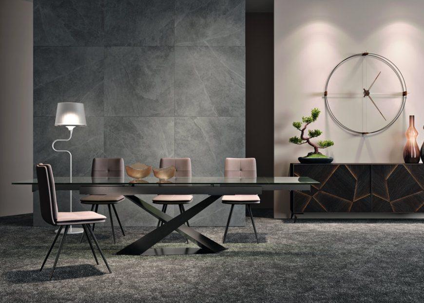 selection de tables et chaises modernes