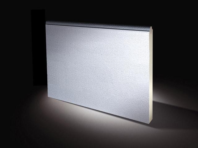 SECUR-PAN stucco flat