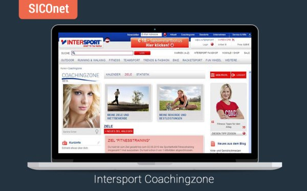 Intersport Coachingzone