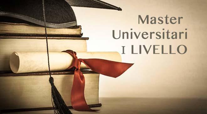 Master universitari I livello