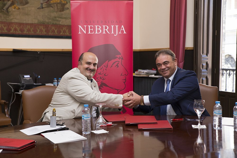 partnership nebrija
