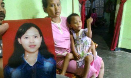 Rela Tinggalkan Anak, TKI Nika Yuliani Mengalami Kekerasan (Contoh Warta Warga)
