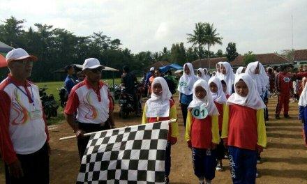 Lomba Gerak Jalan dalam Rangka HUT Kemerdekaan RI ke-73 Tingkat Desa Sidamukti