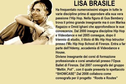 LISA BRASILE
