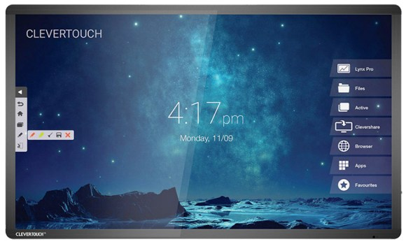 monitor clevertouch