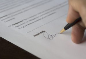 agent contract