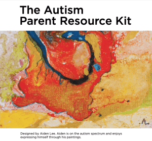 Image of the cover of the Autism Parent Resource Kit