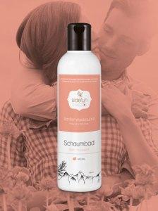 Molke-Schaumbad - Sanfter Waldzauber von Sidefyn Cosmetics