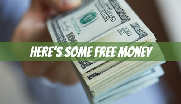 50 Ways to Get Free Money: There's a Legit $300+ Inside!