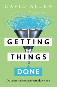 Getting things done David Allen