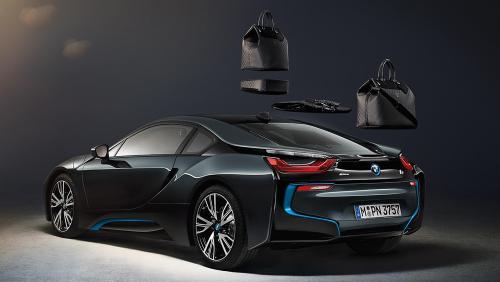 LV BMW marketing