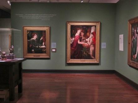 Painters of the Pre-Raphaelite era