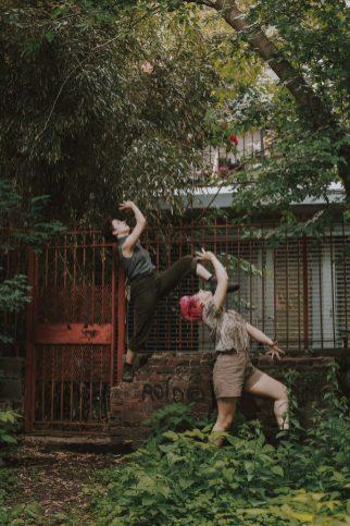 Sarazina Stein, El Jardin, Photo by Raquel Beauchamp