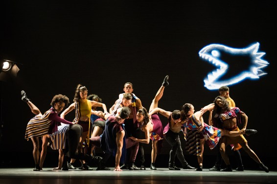 Ballet Hispánico in Tiburones, Photo by Paula Lobo