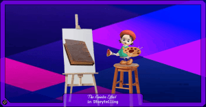 The Painter Effect – In Storytelling