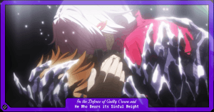 In the Defense Of Guilty Crown And He Who Bears its Sinful Weight