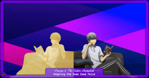 Persona 4: The Golden Animation – Adapting the Same Game Twice