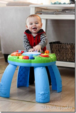 leapfrog activity table toy for 9 month old