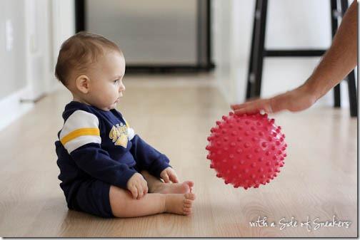 sensory ball for baby