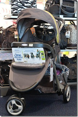 click connect stroller travel system