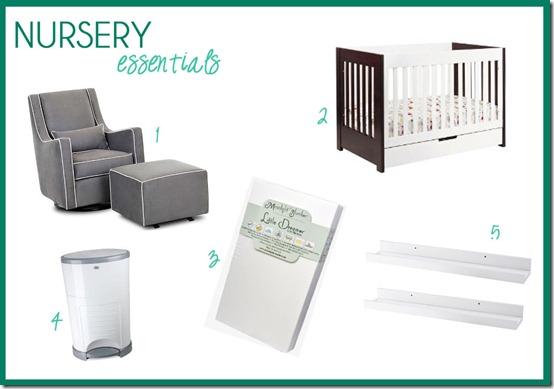 nursery-essentials