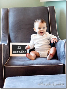 12 months baby