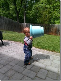 baby bucket