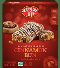 enjoy life granola bars cinnamon-bun