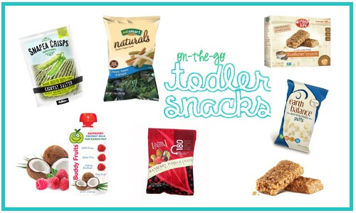 toddler snacks