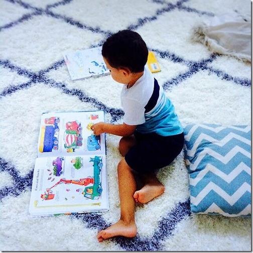 independent reading preschool