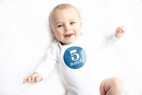 5 months old baby