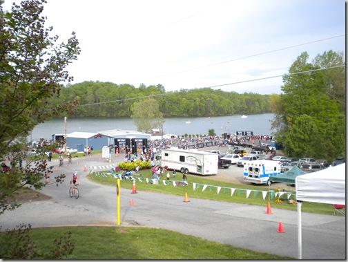 belews lake triathlon