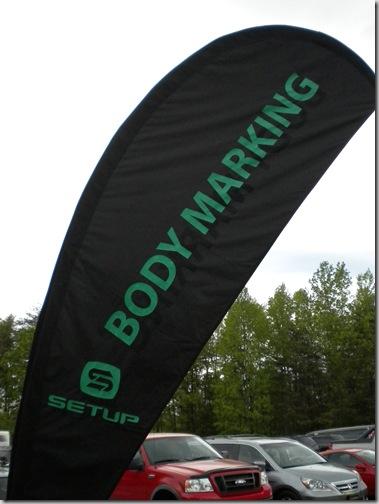 bodymarking