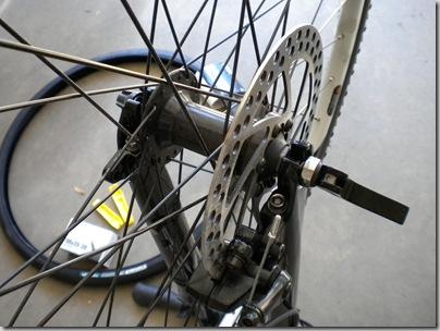 bike quick release
