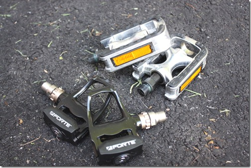 kinds of pedals