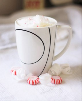 peppermint simple syrup recipe