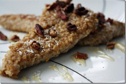 fried oatmeal