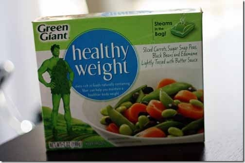 green giant frozen veggies