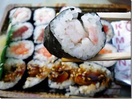 sushi seaside combo